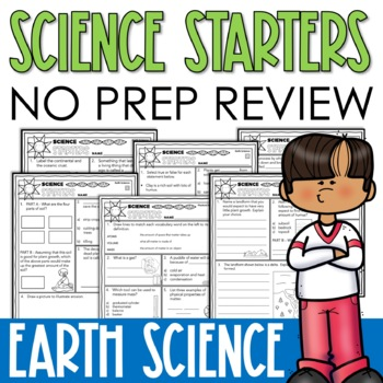 Earth Science Printables