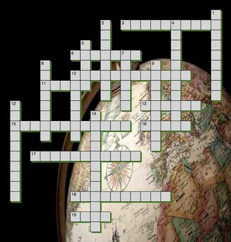 Earth Science Puzzle