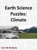 Earth Science Puzzles: Climate