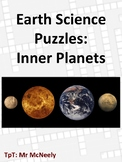Earth Science Puzzles: Inner Planets