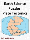 Earth Science Puzzles: Plate Tectonics