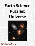 Earth Science Puzzles: Universe