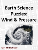 Earth Science Puzzles: Wind & Pressure