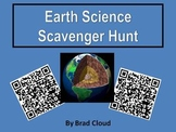 Earth Science QR Code Scavenger Hunt