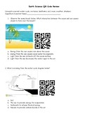 Earth Science QR code review  #3-watercycle, landforms, weather, shadows, etc.