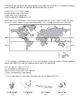 High School Earth Science Quiz - Change over Time