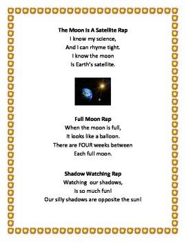 Earth Science Raps