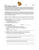 Earth Science Reading Guides