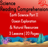 Earth Science Reading Passages | Ocean Exploration & Natur