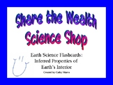 Earth Science Reference Table Flashcards- Properties of Ea