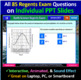 Earth Science Regents PowerPoint Spectacular- August 2016 Physical Setting Exam