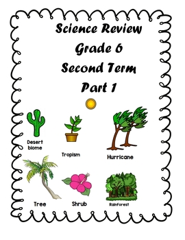 Earth Science Review Part I