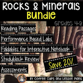 Earth Science Rocks and Minerals BUNDLE