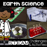 Earth Science STEAM Activities and Challenges