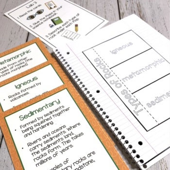 Earth Science STEAM Bundle   Science Stations for Primary Grades