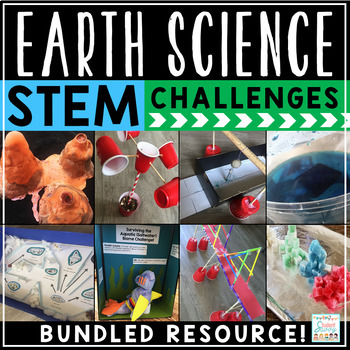 Earth Science STEM Challenges