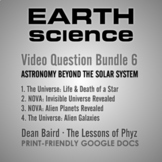 Earth Science Bundle 6: Astronomy Beyond the Solar System