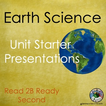 Earth Science Unit Starter TN Read to Be Ready Aligned Day 1 Presentation