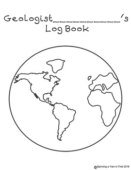 Earth Science Unit Starter TN Read to Be Ready Aligned End of Unit and Log Book