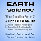 Earth Science Series 2: Atmosphere and Weather