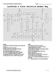 Earth Science Vocabulary Crossword Puzzles