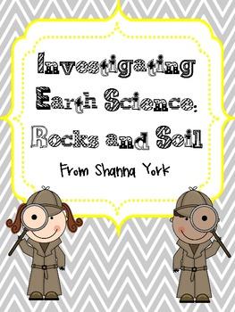 Earth Science Vocabulary Flapbook Freebie!