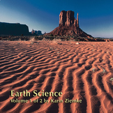 Earth Science-Volume 1 of 2-Teacher Manual, PPT's, Lessons, Assessments