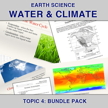 Earth Science: Water and Climate