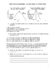High School Earth Science Worksheet - Human Impact on Environment