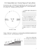 High School Earth Science Worksheet - Rotation and Revolution