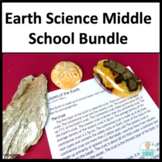 Earth Science for Middle School NGSS and Utah SEEd Bundle