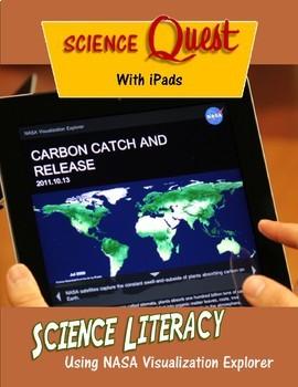 Earth Science literacy on the iPad