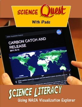 Earth Science literacy on the iPad rubric