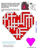 Earth Science of Love: A fun Valentine's Day Puzzle activity for MS/HS classes