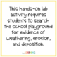 Earth Science on the Playground Lab Activity