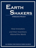 Earth Shakers- A Research Project