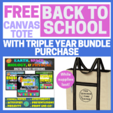 Earth, Space, Physical & Biology Curriculum | Distance Learning