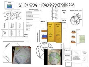 Earth Science Interactive Notebook BUNDLE