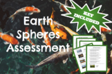 Earth Spheres NO PREP Assessment