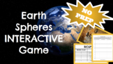 Earth Spheres NO PREP INTERACTIVE Game