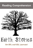Earth Stories - for EFL and ESL Learners