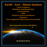 Earth, Sun, Moon Cyclic Patterns - Next Generation Science MS-ESS1-1