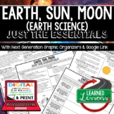 Earth, Sun, Moon Just the Essentials Content Next Generati