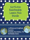 Earth-Sun Relationship Mini-Unit