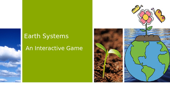Earth Systems Interactive Game