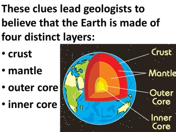 Earth Systems: Layers of the Earth Unit