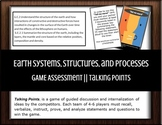 Earth Systems, Structures, and Processes    GAME Assessment