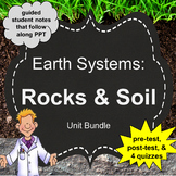 Earth Systems Unit: Rock Cycle and Soil Unit