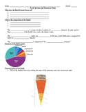 Earth Systems and Resources Guided Notes