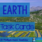 Earth Task Cards